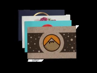 custom specialty postcards